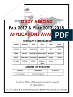 Deadlines Flyer 2