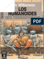 Los Humanoides - Williamson, Jack