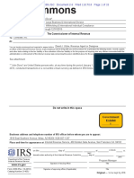 IRS John Doe Summons