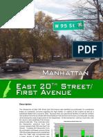 2008 Safe Streets Report Manhattan
