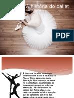 A História Do Ballet Kelvyn e Gustavo