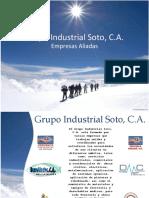 Presentación Grupo Industrial Soto
