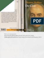 Hobbes Thomas - De Cive.pdf