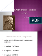 Clasificacion de Los Juicios.ppt