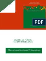 2006 Manual Jugados Por La Salud OPS - CIDE