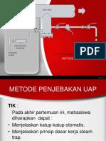 11 Metode Penjebakan Uap.pdf