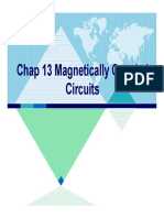 Chap 13 Magnetically Coupled Circuits