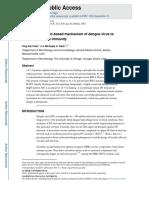 A Phosphomimetic Based Mechanism of Dengue Virus to Antagonize Innate Immunity