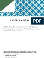 Bateria Afisal (1)