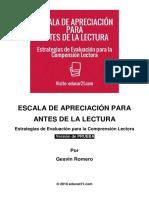EscalaApreciación AntesLectura Prueba Ver1.0 Imprimibles Educar21