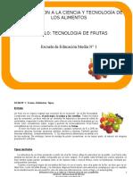 Modul0 Tecnologia de Frutas