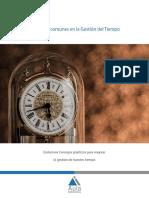 10 Errores Comunes en La Gestion Del Tiempo.01