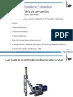 Hydraulic Drill Data of Education 20120202