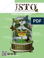 Gusto Magazine March - April