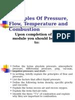 3 Pressure, Flow, Temperature