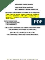 Criminal Complaint Against U.S. Attorney Anarchy Albritton