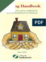 Housing Handbook 2013