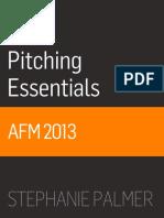 Pitching Essentials