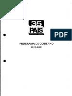 Plan de trabajo Alianza PAIS lista 35.pdf