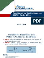 SAIFI y SAIDI 2017.pptx