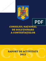 Raport2012 RO