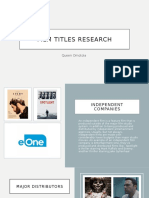 film titles research