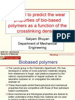 Crosslink Polymer