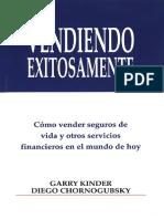 Vendiendo Exitosamente (Spanish - Garry D. Kinder