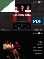 """Dosier """"LAS 3 DEL SOFA"""""""