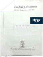 Class IX -  Geography -  Understanding Environment.pdf