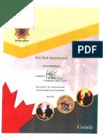 170209 CFAD Fire Risk Assessment