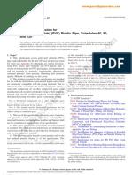 ASTM D1785-2012