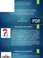 Presentación José Chirinos