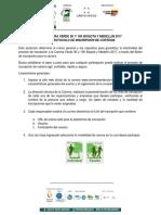 Inscripción Carrera Verde 10k - BLU Radio