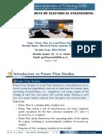 Lecture4 Powerflow Introduction Handout