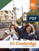 Ec Cambridge Student Handbook