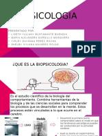 Biopsicologia Exp.