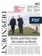 The Independent - 4 March 2016