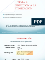 introduccion optimiz