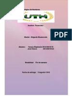 Analisis Financiero III Parcial