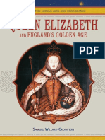 Queen Elizabeth and England Golden Age