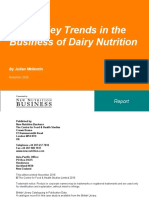 New Nutrition Business - Dairy Key Trends 2017
