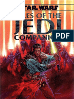 WEG40082 - Star Wars D6 - Tales of the Jedi Companion