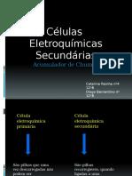 Células-Eletroquímicas-Secundárias