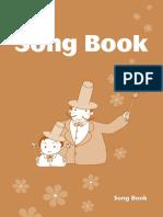 Yamaha PSR-E353 Song Book (english)