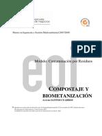 Planta de Biometanizacion