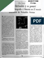 05017198 MANZONI - Los Intelectuales y El Poder