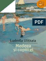 Ludmila Ulitkaia - Medeea Si Copiii Sai