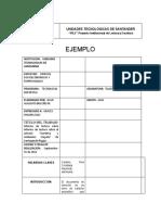 Formato Con Ejemplo de Informe de Lectura (1)