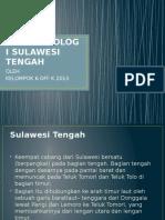 GEOMORFOLOGI SULAWESI TENGAH